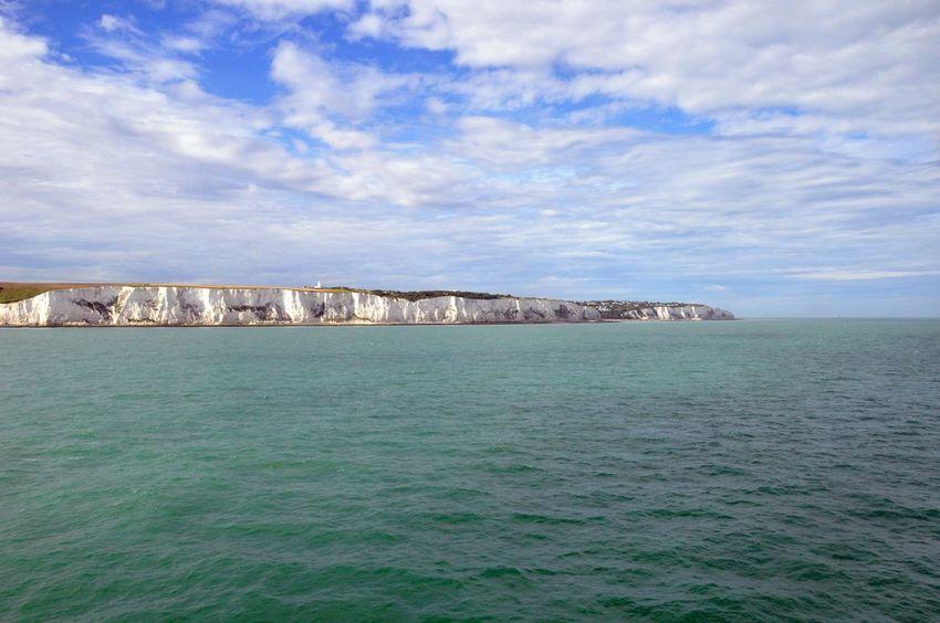 White Cliffs of Dover Cliffs Coast Dover Dover England England Sea White Cliffs  White Cliffs Of Dover