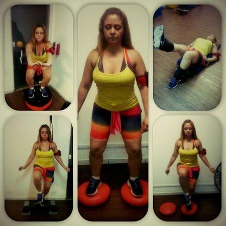 Aluna fera de mais!!!!! Trabalho forte de fortalecimento muscular. Nopain Nogain Foco Top trabalhopesado projetosaudeemdia