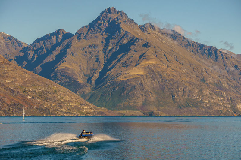 Jet boating in Queenstown NZ