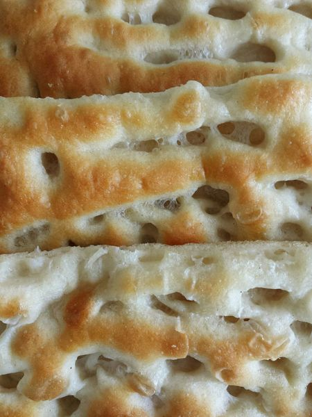 Focaccia Focaccia Ligure Food Foodphotography Colours Colors Nofilter Bread Typical Food Close Up Food Close Up Photography Close Up Italian Food