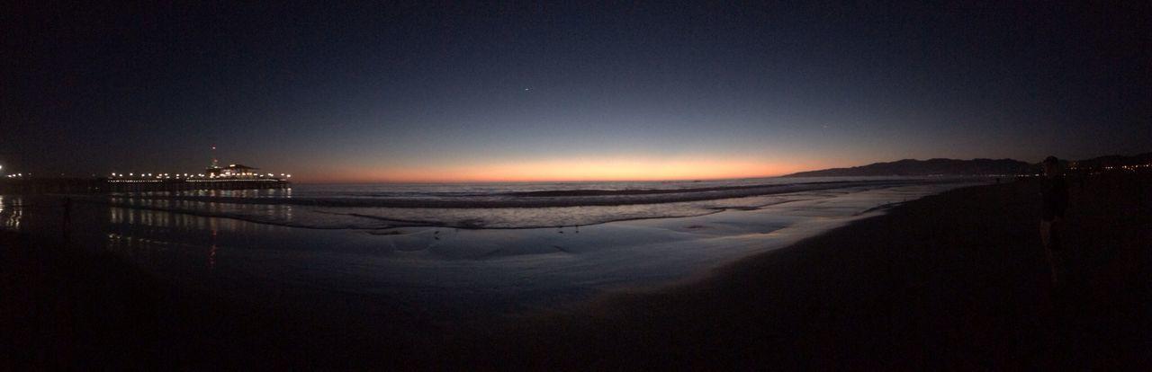 Santamonica USA L.A. Beachphotography