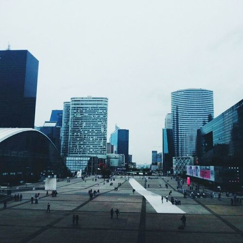 France France, Paris, La Defense Holiday My Photography City First Eyeem Photo