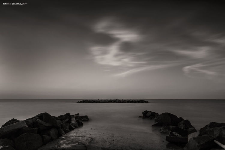 Black & White EyeEm Best Shots Landscape_Collection Long Exposure