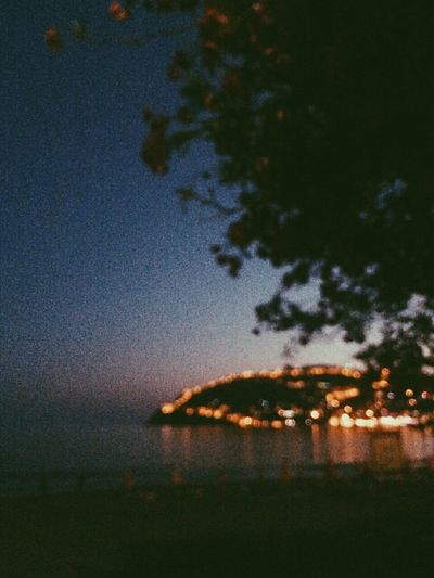 Alanya. Night Water Sky Sea Outdoors Beauty In Nature Illuminated Astronomy Star - Space Tranquility Nature Tree No People Canon Vintage Day Colorful Analog Largeformat Alanya Alanya/Turkey Sunset Multi Colored Cityscape Instaturkey