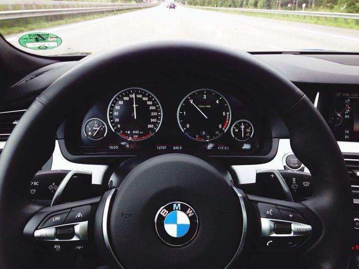 Bmw Autobahn Cruisin'