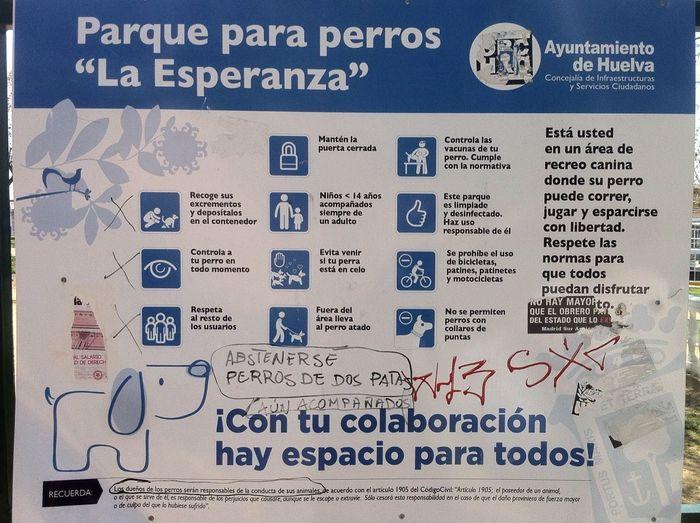 Huelva ParquesPerros