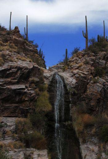Waterfall Lowe's Ventana Canyon Resort