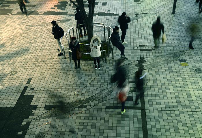 Showcase: February Long Exposure Tokyo Shinjuku Street Streetphotography Street Photography Motion Motion Blur Motion Capture