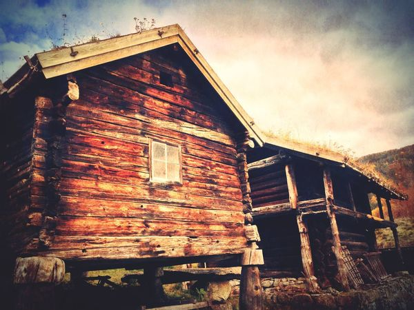 Farm Old Old Buildings House Abandoned Wood Colors Artistic Nature_collection Nature Photography Human Settlement Remote Norway UrbanSpringFever Landscapes With WhiteWall
