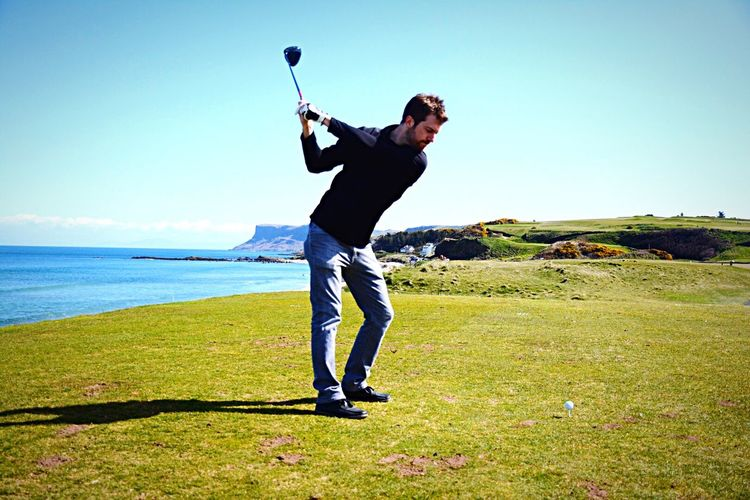 Golfing Ireland