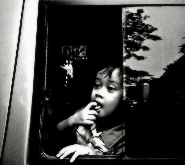 Streetphotography Blackandwhite Indonesian Street (Mobile) Photographie Streetbanditos