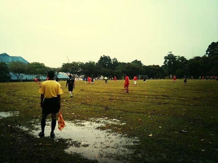 Watching Football Football Football