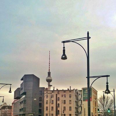 Berlin Fernsehturm Whpgeometry