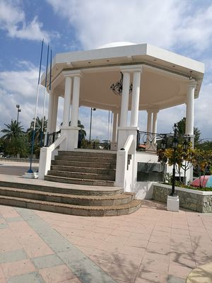 Architectural Column Outdoors Day Guatemala Sky Arts Culture And Entertainment Relax Actitud Amazing Scenics Kiosko