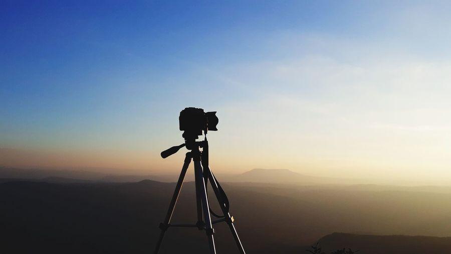Sky Sunset Mountain Phukradueng EyeEmNewHere Freshair Nature