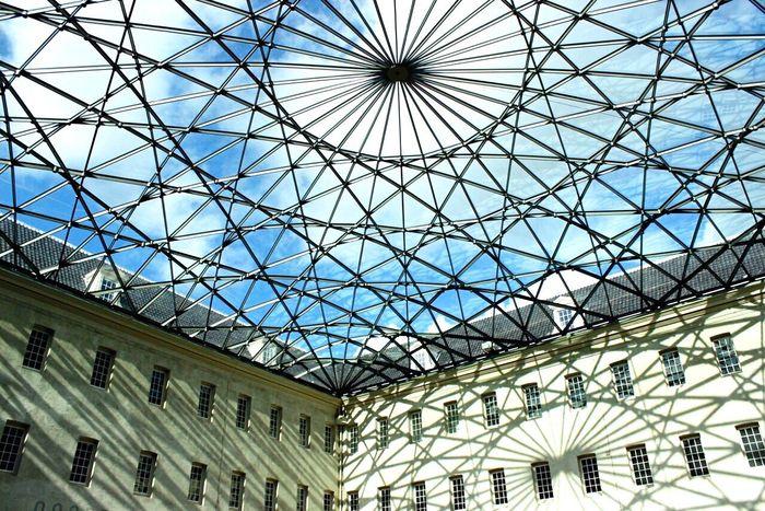 Amsterdam Scheepvaartmuseum Architecture Shadow Sky Indoors