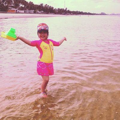Cute Angel Beach Sea Relax Thailand Thaionly