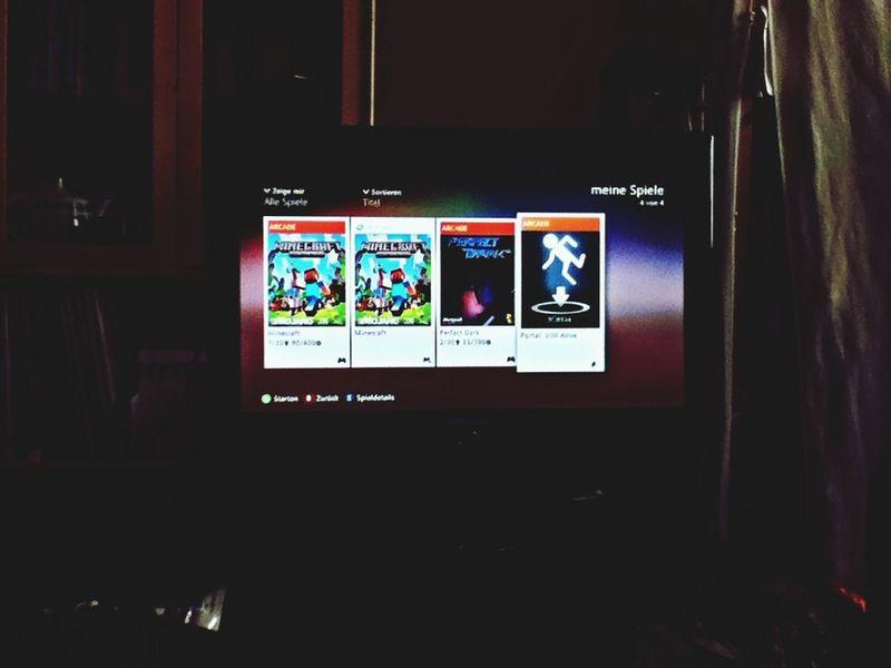 Xbox 360 Xbox Live my games