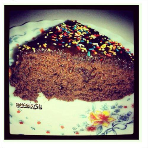 Cream هش كيك كيكة Food Foodi Cake♥ لذيذة Cakes توفي  #caocao