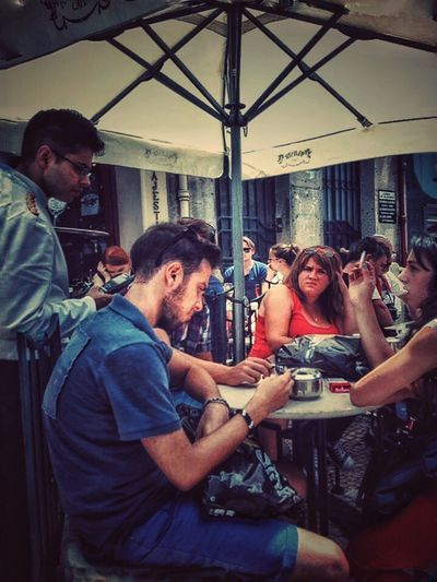 Portugal Porto Porto, Portugal IPhone Travel Hello World Check This Out Lunch Relaxing Enjoying Life People People Of EyeEm People Photography Life Lifestyles Moments Superciaowei Superciaowei Iphoneonly Feel The Journey Original Experiences Trip Street Street Photography