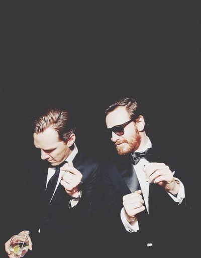 Benedict Cumberbatch Michaelfassbender Benedictcumberbatch