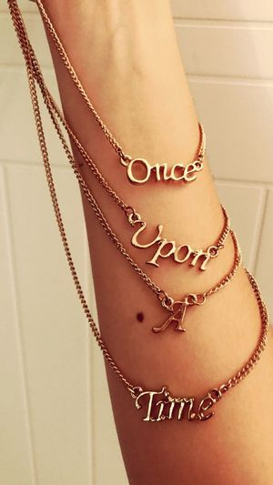 Fashion Close-up Indoors  No People Day Once Upon A Time Gold Necklace Chain