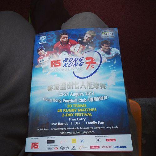 RS Hong Kong Asian 7s Free entry Hkig 2014 Asian7s