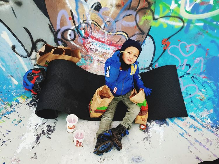 EyeEm Selects Art And Craft Street Art Adult Only Women Multi Colored One Woman Only People