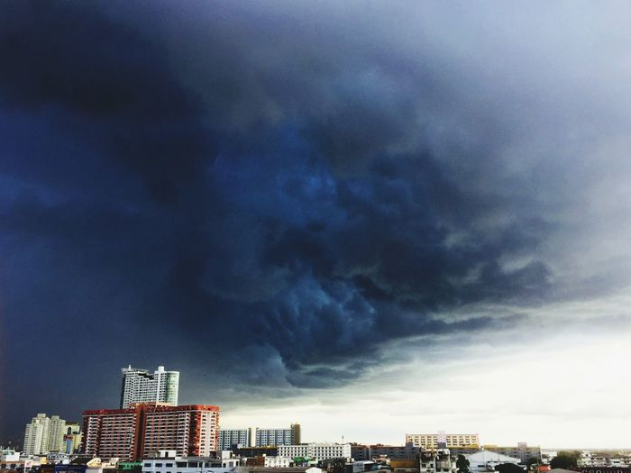Storm in
