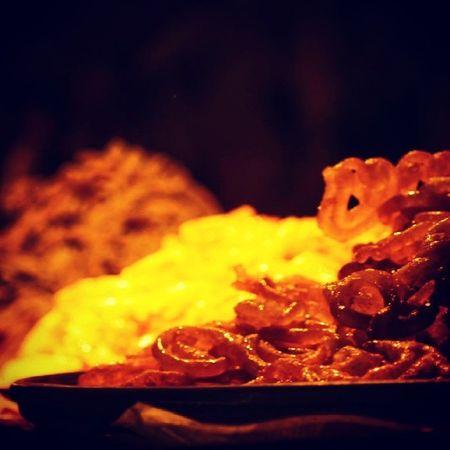 Jalebi India IndianStreetFood Macro MotoTrips Fair Sweets Foodie Indiansweets Bishnupur
