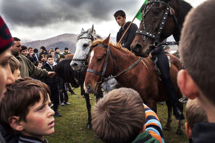 Hourserace Winners People Children Georgians Kists Photoproject Documentary EyeEm