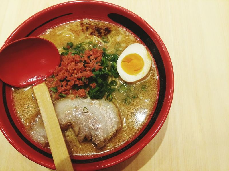 Hokaido Ramen Taipei101 Waiting 2hours Delicious