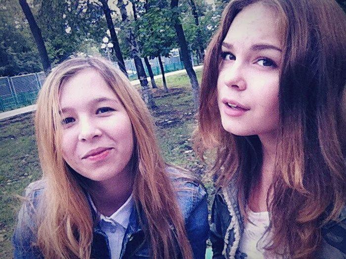 Давно мечтала выложить это фото куда-либо?Люблю? That's Me My Friends <3 Loveyou♥ Park Almetyevsk