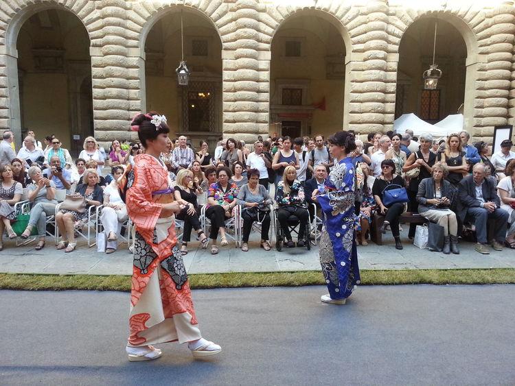 Palazzo Pitti Kimono Japan Elégance