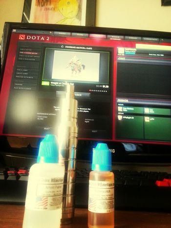 Vape Gaming Korn Dota2