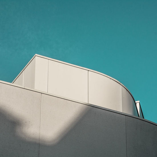 square 036 Architectural Detail Architecture Building Exterior Built Structure Clear Sky Day Low Angle View Minimal Minimalism Minimalist Architecture No People Outdoors Urban Geometry Premium Collection AI Now EyeEm Ready   The Graphic City