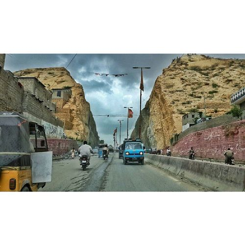One of the most Dangerous area of Karachi