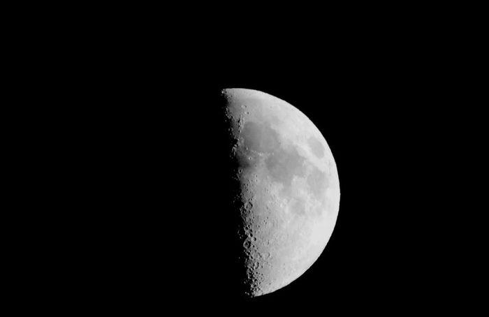 beautiful moon ..