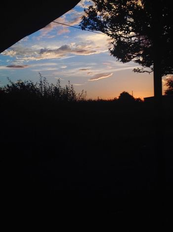 Home Sunset IPhone Photography