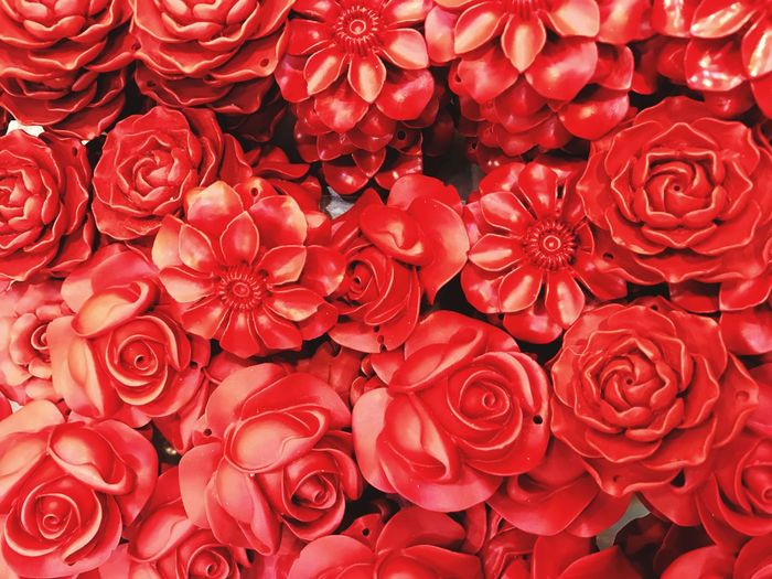 Pattern of the red rose surface Backgrounds Love Surface Floor Texture Stone Floral Pattern Red Flower Flowering Plant Full Frame Backgrounds Plant Large Group Of Objects Rosé Beauty In Nature Rose - Flower No People Close-up Petal Pattern Celebration Flower Head Freshness