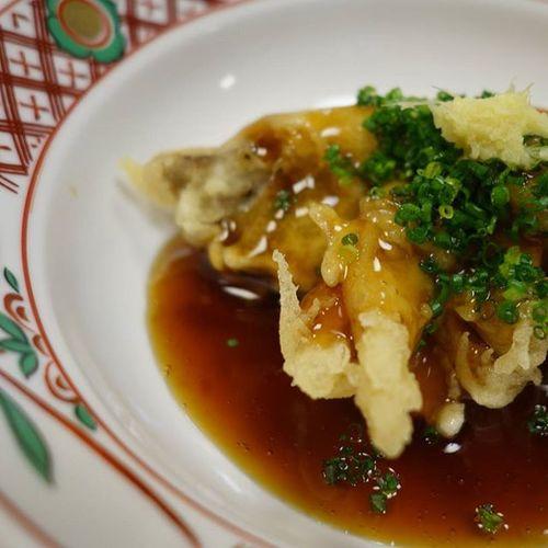 松茸ご飯、秋の味覚って感じ。大将が素敵♪ 花ぶさ 秋葉原 Tokyorestaurant Hanabusa