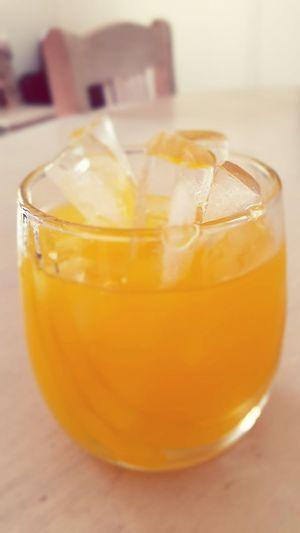 Orangejuice Orange Juice  Orange Fresh Refreshment Refresh Colors Table Glass Cold Beverages
