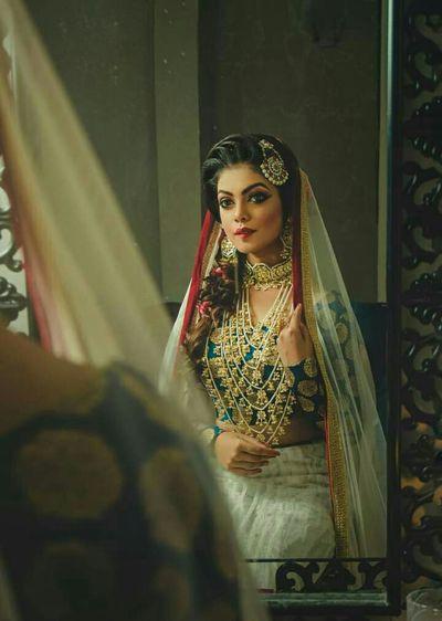 Beautiful woman portrait photography