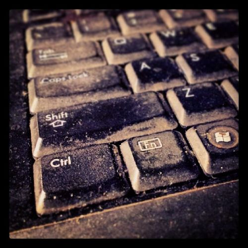 Dusty Keyboard Horrible Terrible Afford Uniquecolor