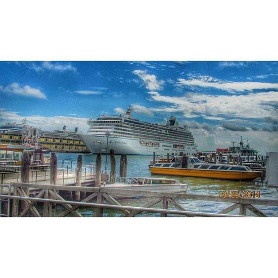 венеция корабли