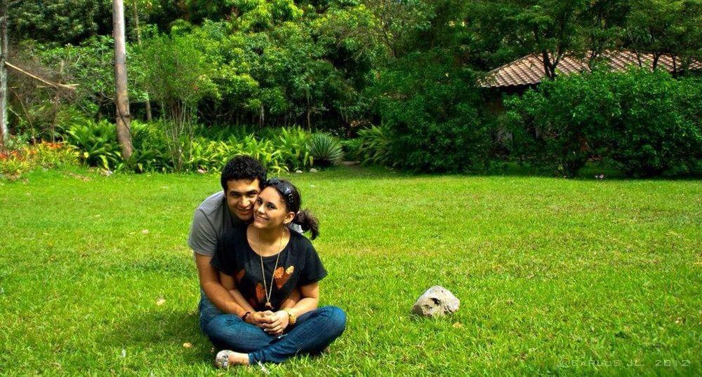 Vilcabamba Green Nature Couple