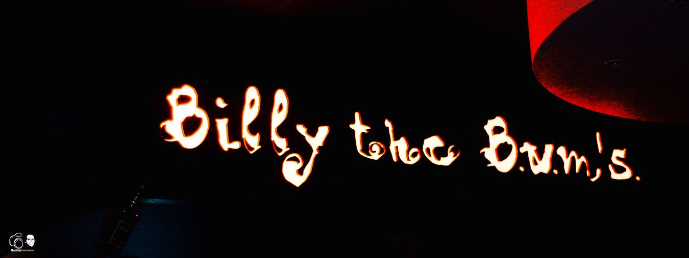 Illuminated Lighting Equipment Text No People Night Communication Close-up Indoors  Billy The Bums