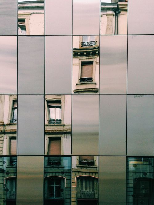 Found On The Roll The Architect - 2016 EyeEm Awards Urban Geometry Reflection Exploring New Ground Things I Like Wanderlust Vscocam Architecture Glass - Material Minimalism Detail Traveling Lausanne