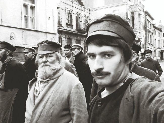 Я и Иван Жуков, бунтуем! Мосфильм