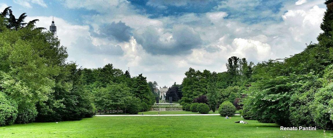 Parco Sempione, Milano. Parco Sempione Milano Lombardia Lombardia_super_pics Parco Italia Italy Lombardy